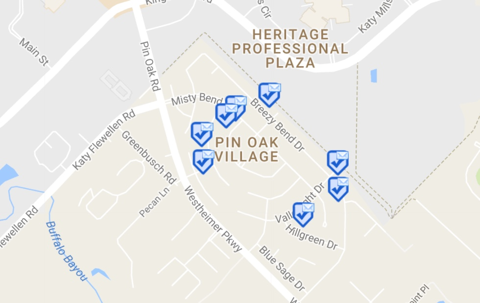May 2017 Pin Oak Village